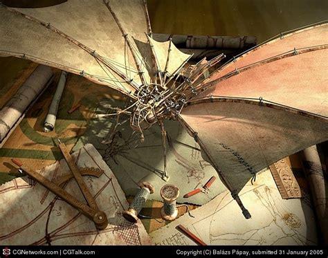 17 Best Images About Da Vinci Steampunk On Pinterest