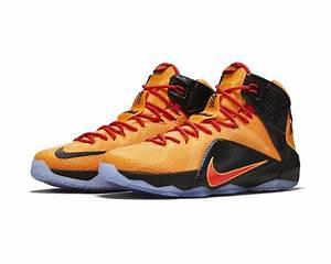 """Nike LeBron 12 """"Cleveland"""" Official Images, Release Date ..."""