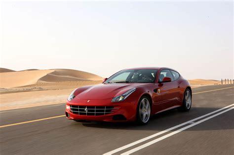Ferrari Traz Para O Brasil A Ff Auto Car Mais