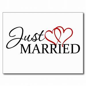 Convertible Just Married Clipart