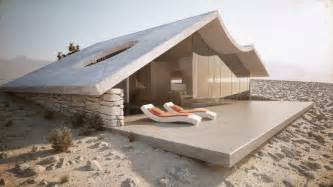desert home plans desert homes wrapped in sand modern house designs