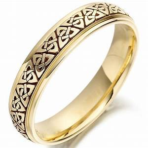 irish wedding ring ladies gold trinity knot celtic With ladies celtic wedding rings