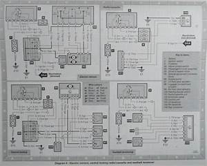 Mercedes Benz W124 Wiring Diagram