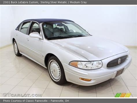 2001 Buick Lesabre Custom by Sterling Silver Metallic 2001 Buick Lesabre Custom