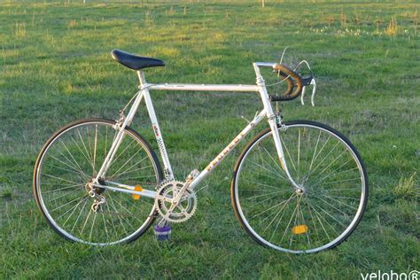 Peugeot Record Du Monde by Classic Imported Bicycles In De