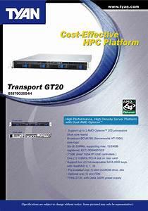 Transport Gt20 B3870g20s4h Manuals