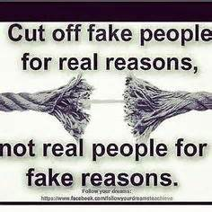 cut off fake friends quotes