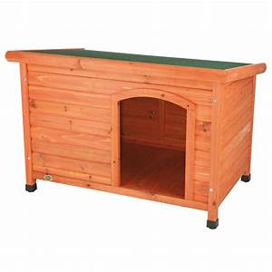 trixie dog club house extra large 39553 the home depot With trixie dog house large