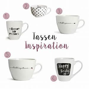 Kaffeetasse Selbst Gestalten : diy ganz einfach sch ne tassen selbst gestalten tasse ~ Watch28wear.com Haus und Dekorationen