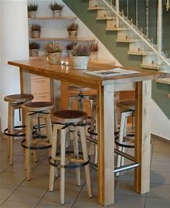 Hochtisch Küche : block art architektur m beldesign produkte ~ Pilothousefishingboats.com Haus und Dekorationen