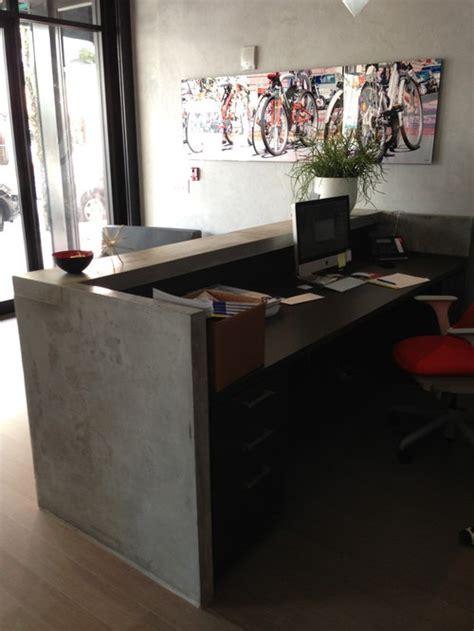 reception desk home design ideas pictures remodel  decor