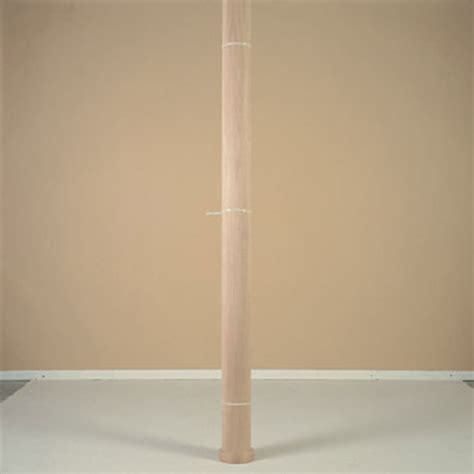 basement wrap inexpensive basement pole wrap ideas new basement and tile ideas