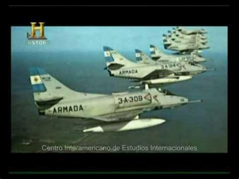 Malvinas: Guerra desde el aire Parte 1 YouTube
