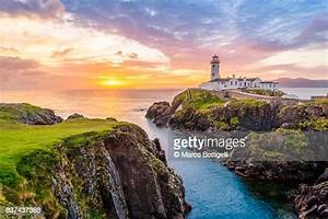 Fanad Head Lighthouse Co Donegal Ireland High