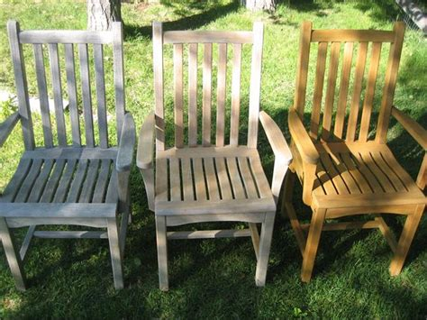 teak furniture care maintenance
