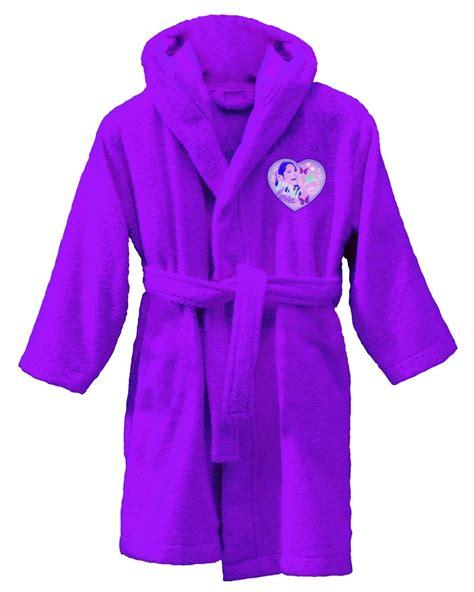 robe de chambre fille 8 ans chambre d une fille de 12 ans 4 violetta peignoir