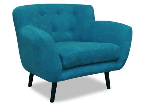 fauteuil en tissu soria coloris bleu vente de tous les