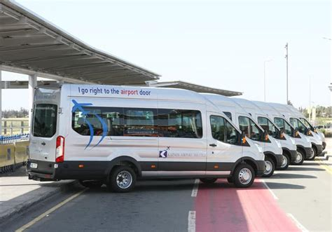 Airport Shuttle Companies by Kapnos Airport Shuttle Extends Service To Ayia Napa