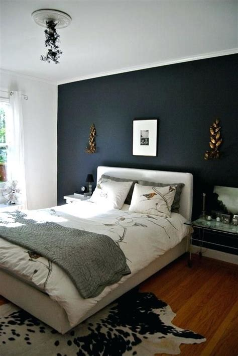 Bedroom One Wall Different Color painting bedroom walls two different colors painting one