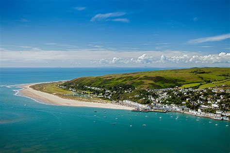 Explore Aberdovey when staying at the Trefeddian Hotel Mid ...