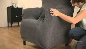 Housse Fauteuil Ikea Ancien Modele : housse de fauteuil oreilles youtube ~ Teatrodelosmanantiales.com Idées de Décoration