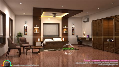 This is why premium master bedroom interior design in kerala and bangalore have been gaining attention lately. Living room and Master bedroom interior designs - Kerala ...