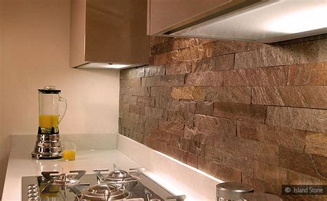 colorful kitchen backsplash tiles modern slate quartzite subway backsplash tile backsplash 5566