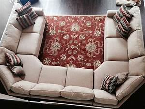 our new sofa inspired by the crate and barrel u shaped With u shaped sectional sofa bed