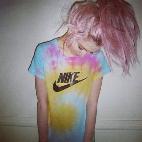 Nike Tie Dye Shirt Put Some Clothes On Pinterest