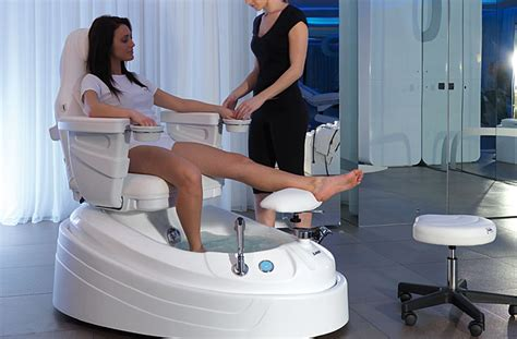 B2b Eurosun Poltrona Pedicure Podo Chair