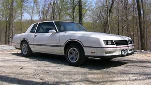 1986 Chevrolet Monte Carlo Ss Stock   A143 For Sale Near