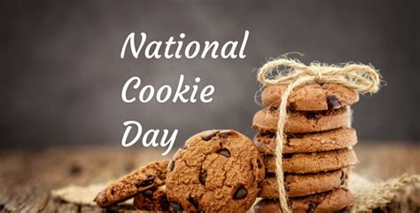 national cookie day celebrated