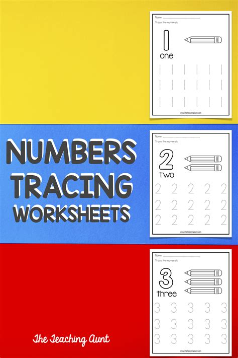 trace  color numbers    images writing