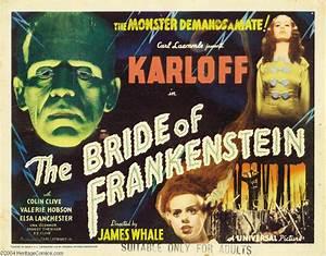"Universal Monsters: ""Bride of Frankenstein"" (1935)   DreamPunk"