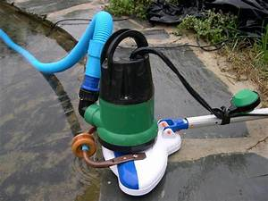Fabriquer Une Fontaine Sans Pompe : aspirateur piscine et bassin ~ Melissatoandfro.com Idées de Décoration