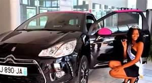Ds3 Noir Et Orange : new ds world une ds3 noire et rose pour miss guadeloupe 2012 2013 ~ Gottalentnigeria.com Avis de Voitures