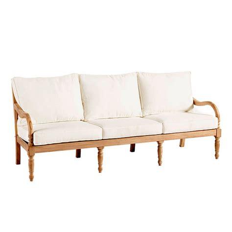 ceylon sofa  cushion ballard designs