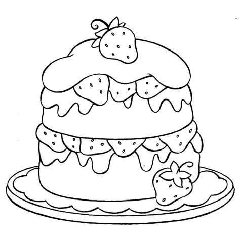 strawberry coloring pages  coloring pages  kids