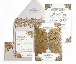 v171 our muse romantic lace inspired wedding jacey and With laser cut wedding invitations nyc