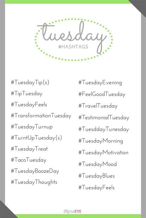 tuesday hashtags ideas  pinterest rustic