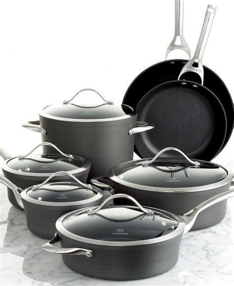 pots pans cookware kitchen