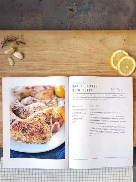 Cookbook Template 25 Best Ideas About Cookbook Template On