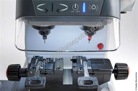 Silca Matrix One Key Cutting Machine For Laser And Dimple