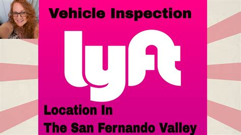 Lyft Vehicle Inspection/ Location For Car Inspection For