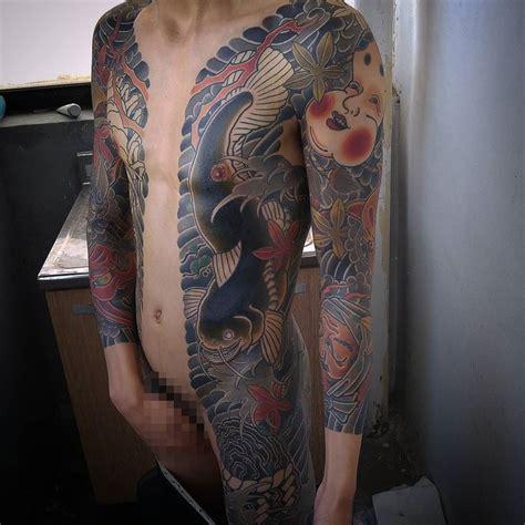 irezumi lart japonais du tatouage  tatouage