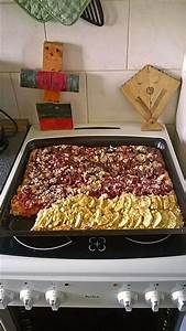 Käse Kirsch Kuchen Blech : saftiger kirsch streusel kuchen vom blech rezept mit ~ Lizthompson.info Haus und Dekorationen
