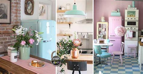 cuisine style retro le style rétro dans la cuisine 15 idées qui sauront vous inspirer