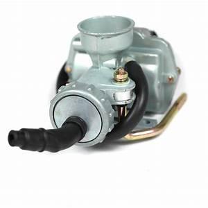 Pz20 Hand Choke Carburetor For 50cc-125cc