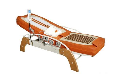 china ceragem massage bed thermal massage bed jade
