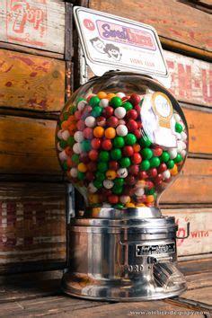 distributeur 224 bonbon ford gum 1950 sweet cool stuff